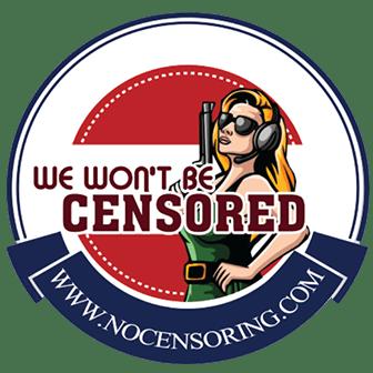 NO CENSORING